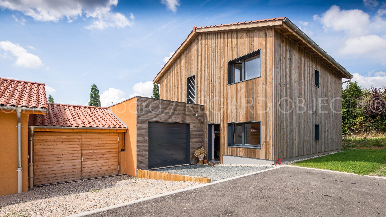 photographie de franck ribard - regard objectif - photographe architecture lyon - SGB construction