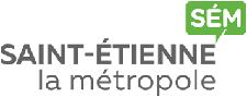 logo saint Etienne Métropole